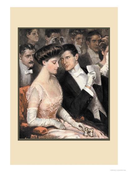 The Opera-Clarence F^ Underwood-Art Print