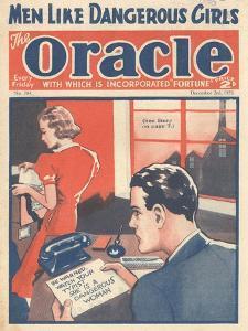 The Oracle, Pulp Fiction Secretaries Magazine, UK, 1938