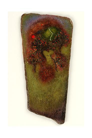 The Orchard, 2006-Jane Deakin-Giclee Print