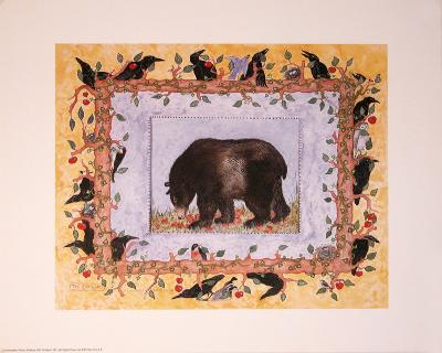 The Orchard-Carol Grigg-Art Print