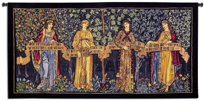The Orchard--Wall Tapestry