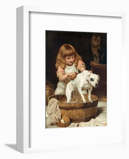 The Order of the Bath-Charles Burton Barber-Framed Giclee Print
