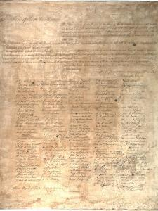 The Ordinance of Secession for the State of South Carolina, 1861