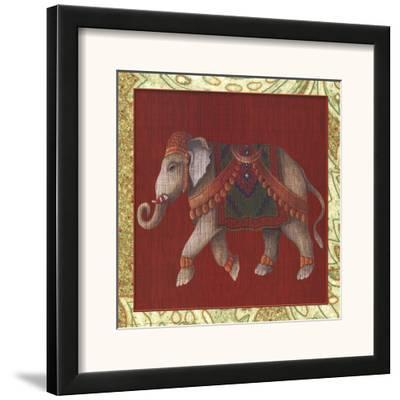 The Orient III--Framed Art Print
