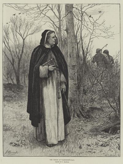 The Origin of Valentine's Day--Giclee Print