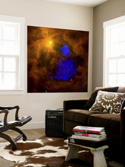 The Orion Nebula--Wall Mural