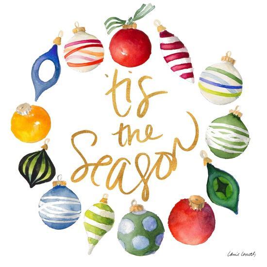 The Ornament Season I-Lanie Loreth-Art Print