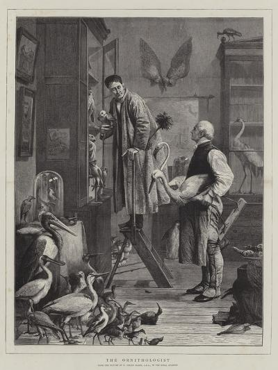 The Ornithologist-Henry Stacey Marks-Giclee Print
