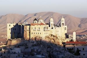 The Orthodox Convent of Our Lady (Founded in 547 Ad), Seydnaya (Seyda Naya), Syria