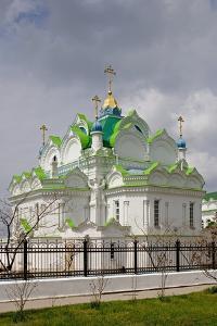 The Orthodox Sv Ekaterininskaya Church, Feodosia, Crimea, Ukraine