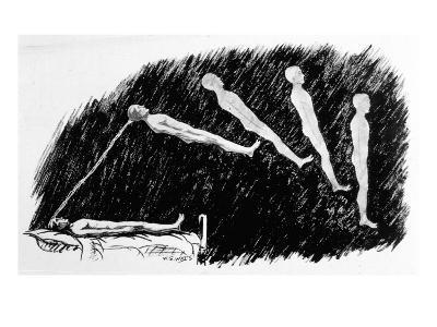 The Out-Of-Body Experience--Giclee Print