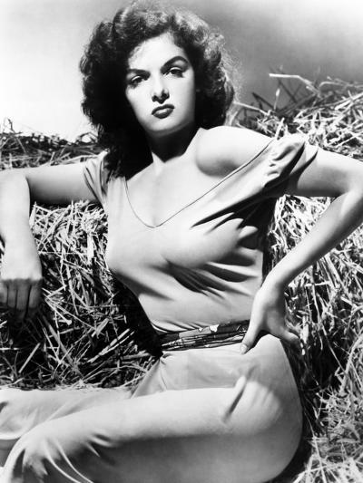 The Outlaw, Jane Russell, 1943--Photo