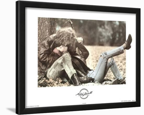 The Outsiders-Andrie Jewell-Framed Art Print