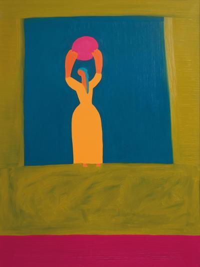 The Owner of the Light,1996-Cristina Rodriguez-Giclee Print