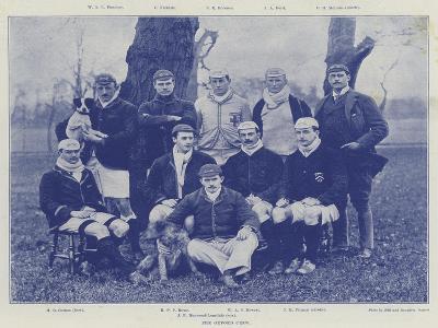 The Oxford Crew--Giclee Print