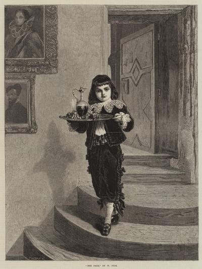 The Page-W. Fyfe-Giclee Print