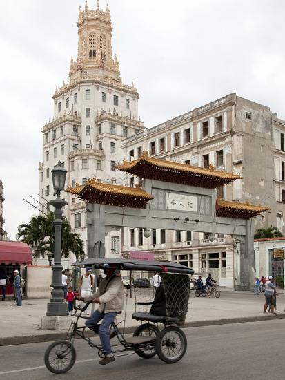 The Paifang (Archway) to Chinatown-Carol Highsmith-Photo
