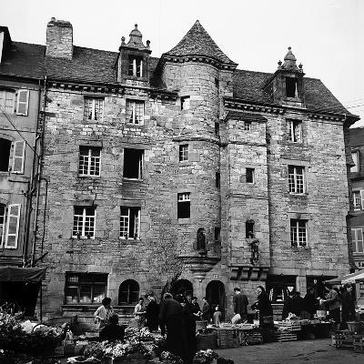 The Palace of Landerneau-Pietro Ronchetti-Photographic Print