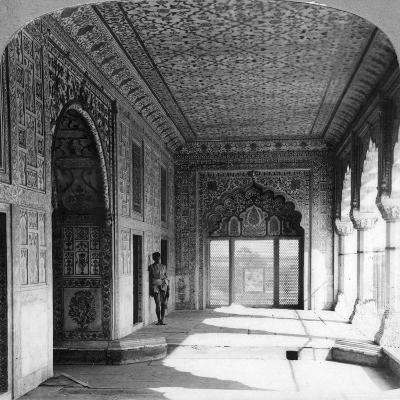 The Palace of Rang Mahal, the Royal Residence of the Mogul Queen, Delhi, India, 1900s--Giclee Print