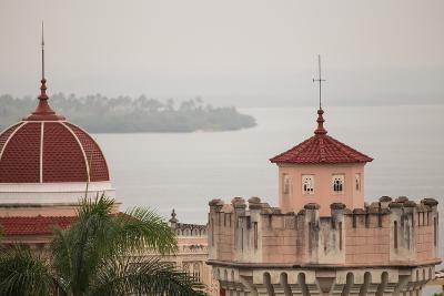 The Palacio De Valle in Cienfuegos, Cuba-Erika Skogg-Photographic Print