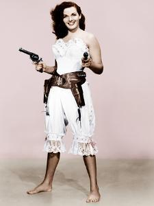 The Paleface, Jane Russell, 1948