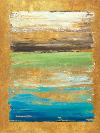 The Palette in Gold-Patricia Pinto-Art Print