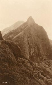 The Pali, Honolulu, Hawaii