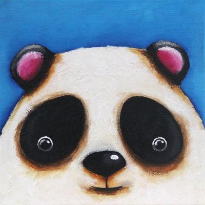 The Panda Bear-Lucia Stewart-Art Print