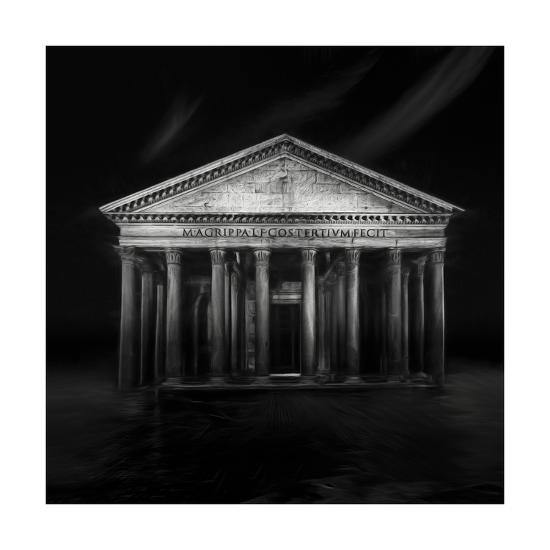 The Pantheon, 2017-Erik Brede-Giclee Print
