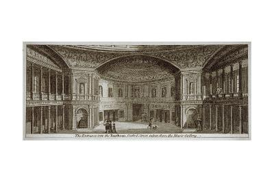 The Pantheon, Oxford Street, Westminster, London, 1782--Giclee Print