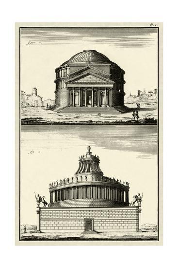 The Pantheon-Diderot-Art Print