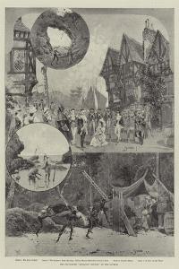 The Pantomime Robinson Crusoe, at the Lyceum
