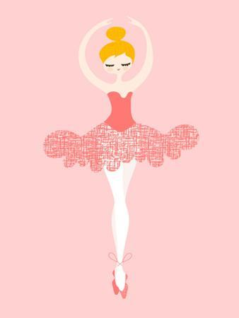 Ballerina Pointe by The Paper Nut