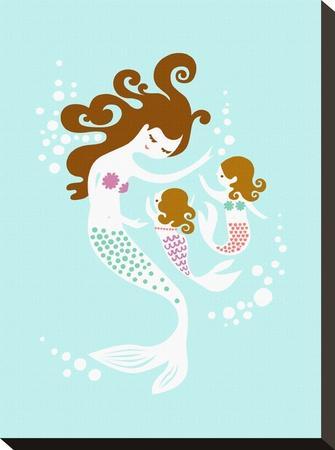 Mermaid Daughters