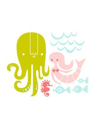 Octopus by The Paper Nut