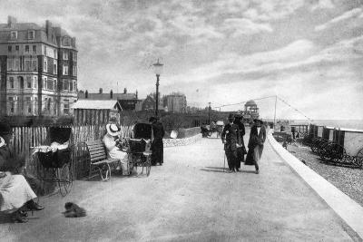 The Parade, Bexhill-On-Sea, East Sussex, Early 20th Century--Giclee Print