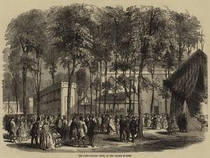 The Paris Poultry Show, in the Champs Elysees