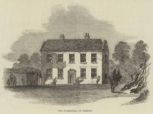 The Parsonage, at Frimley
