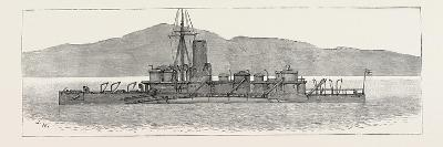 The Particular Service Squadron in Bantry Bay: the Polyphemus in Her War-Paint--Giclee Print