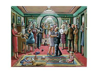 The Party, 2003-P.J. Crook-Giclee Print