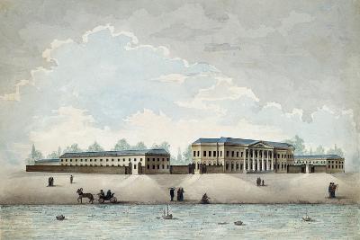 The Pashkov House in Moscow, 1800S-Antonio Canoppi-Giclee Print