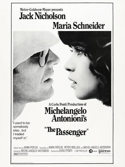The Passenger, 1975 (Professione: Reporter)--Giclee Print