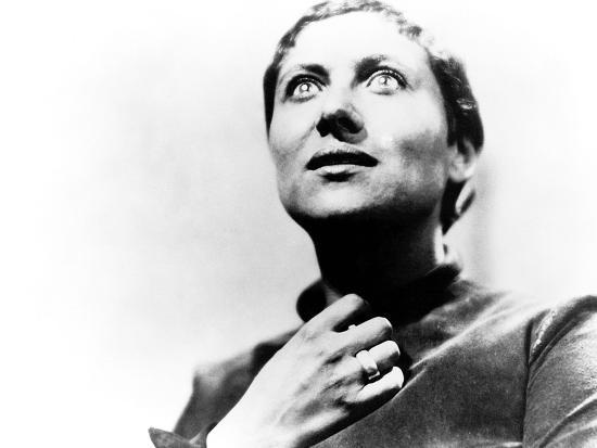 The Passion Of Joan Of Arc, (aka La Passion De Jeanne D'Arc), Maria Falconetti, 1928--Photo