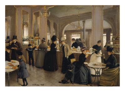 The Pastry Gloppe, 1889-Jean B?raud-Giclee Print