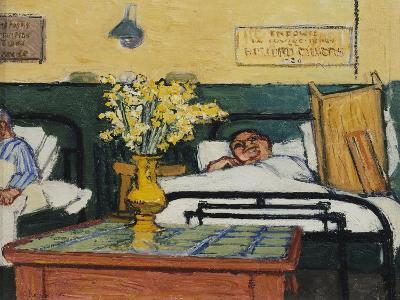 The Patient Opposite-Claude Rogers-Giclee Print