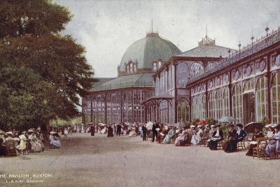 The Pavilion, Buxton--Photographic Print