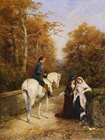 The Peacemaker-Heywood		 Hardy-Giclee Print