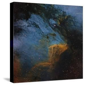 The Pelican Nebula, an H Ii Region in the Constellation Cygnus