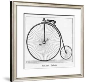 The Penny Farthing Bicycle