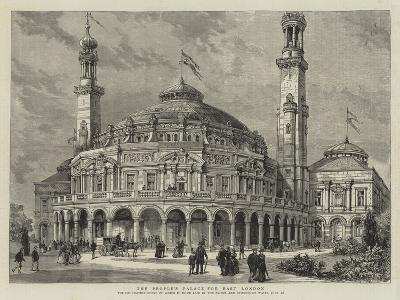 The People's Palace for East London--Giclee Print